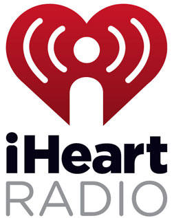 iHeartRadio - Clear Channel logo
