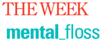 The Week and Mental Floss logos
